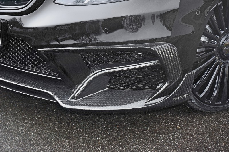 3.1s, 1000HP Mercedes-AMG S63 Is Latest MANSORY Monster 7