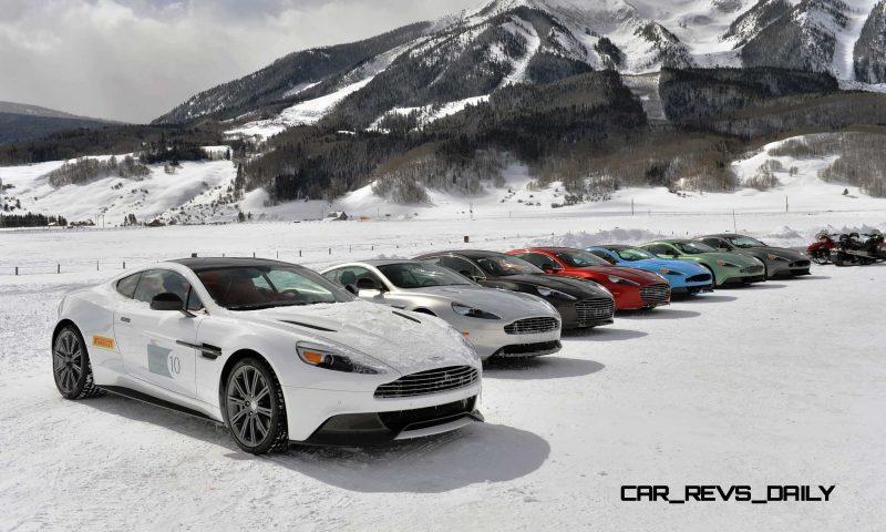 Aston Martin On Ice US 2014 (15)