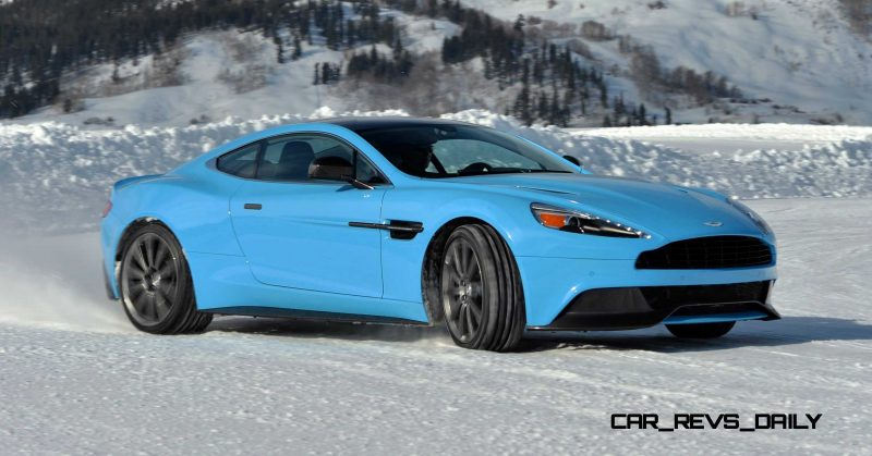 Aston Martin Vanquish 12