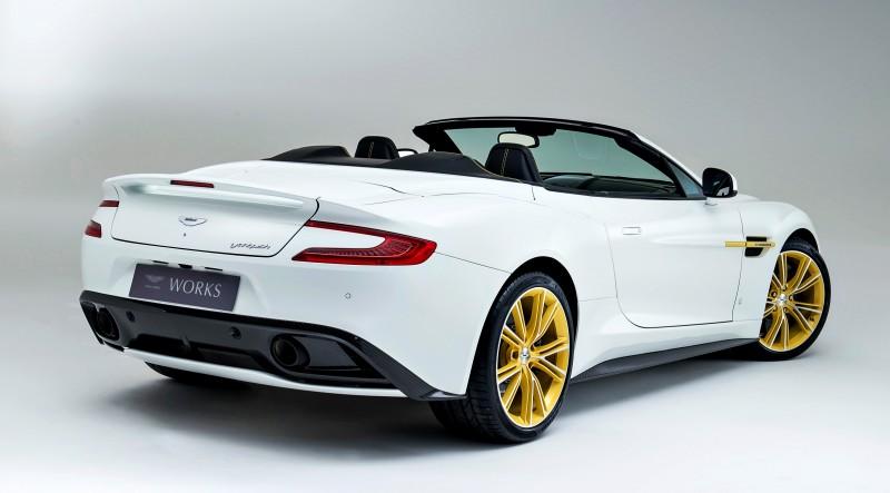 Aston Martin Works 60th Anniversary Limited Edition Vanqui~2