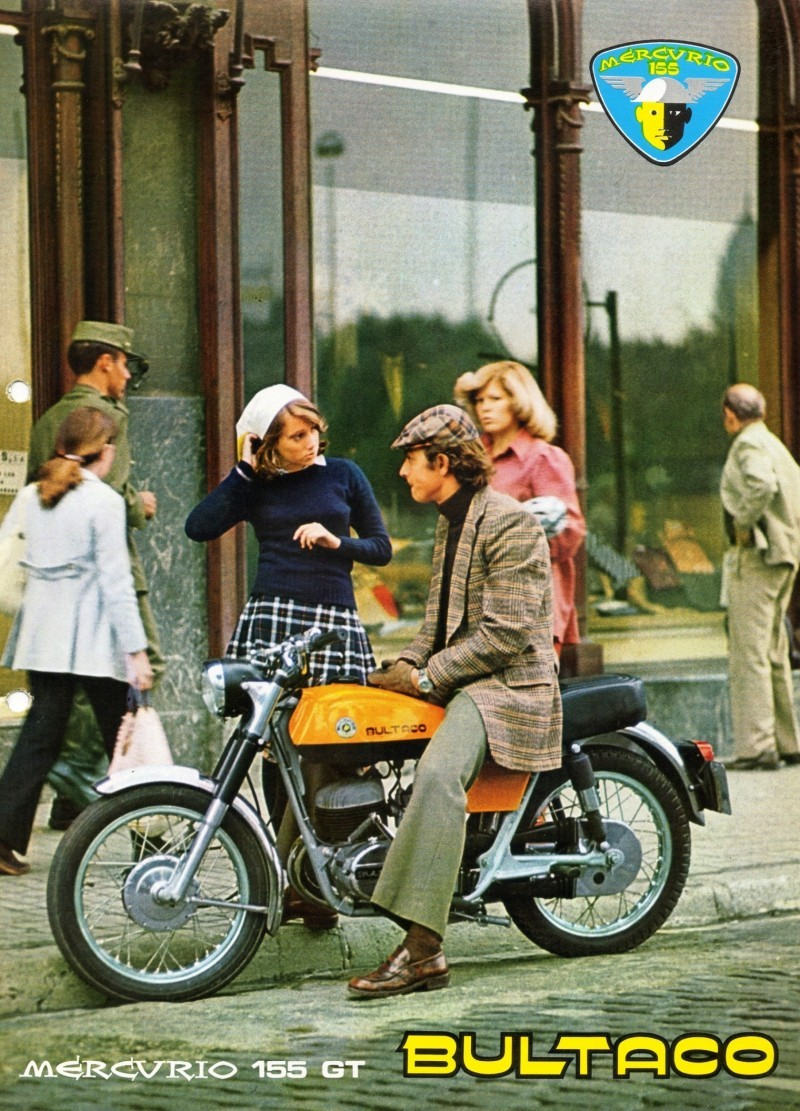 Bultaco Bikes archive photos 13