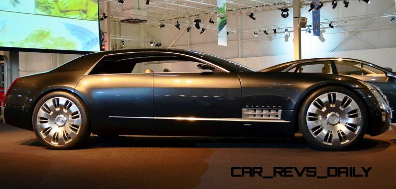 Concept Flashback - 2003 Cadillac Sixteen Hoped to Join $100k+ Limo Segment 23