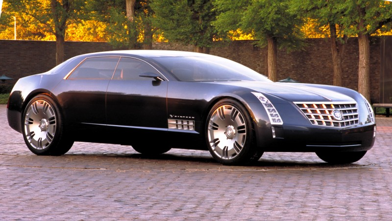 Concept Flashback - 2003 Cadillac Sixteen Hoped to Join $100k+ Limo Segment 38