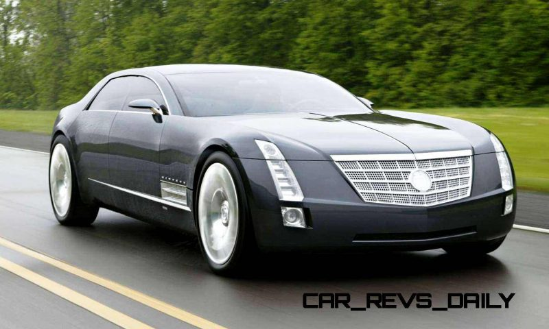 Concept Flashback - 2003 Cadillac Sixteen Hoped to Join $100k+ Limo Segment 49