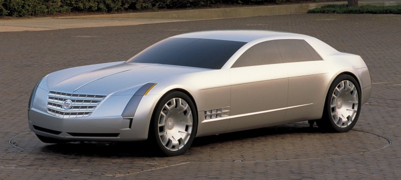 Concept Flashback - 2003 Cadillac Sixteen Hoped to Join $100k+ Limo Segment 61