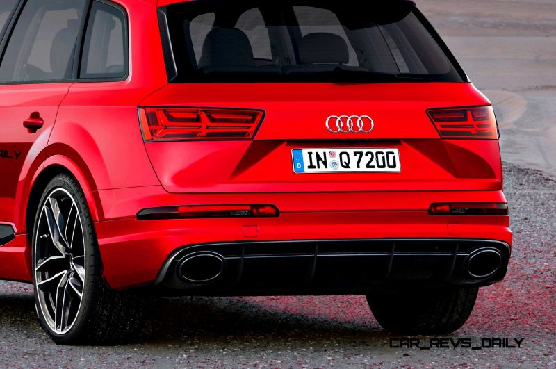 Future SUV Renderings - 2016 Audi RS Q7  14a