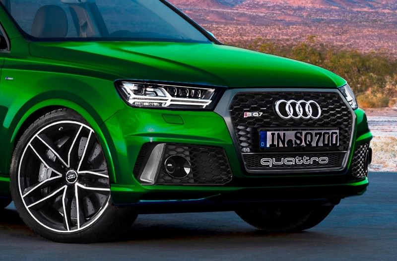 Future SUV Renderings - 2016 Audi RS Q7  6a