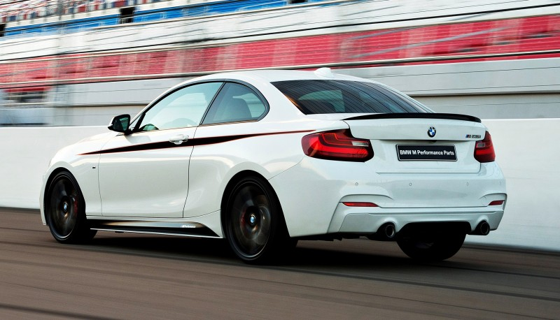 Gift Ideas - BMW 2 Series M Performance Parts Catalog Highlights 25