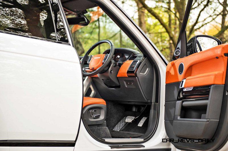 Kahn Design Range Rover RS600
