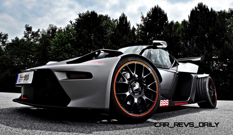 KTM X-Bow GT By WIMMER Rennsporttechnik Nearly Unbeatable With 485HP 12