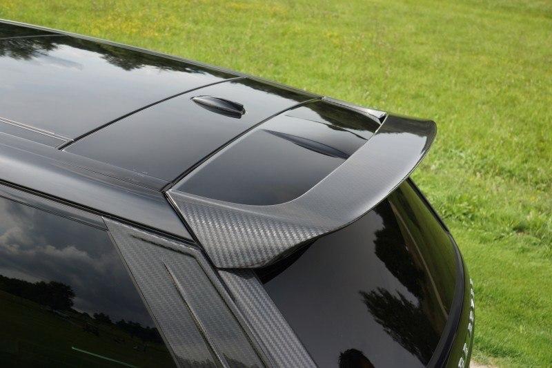 MANSORY Range Rover Sport 9