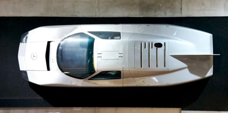 Mercedes C111-III2 Wing 6