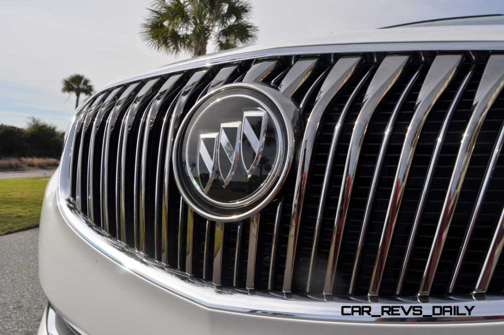 Road Test Review - 2015 Buick LaCrosse 85