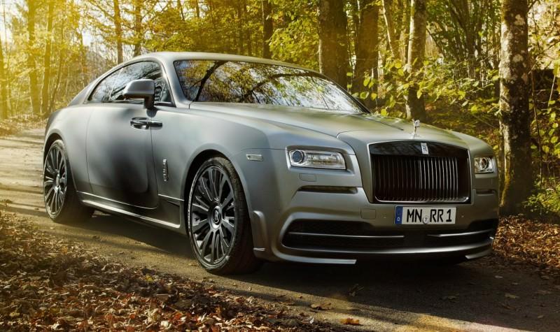 SPOFEC Rolls-Royce Wraith 19