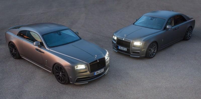 SPOFEC Rolls-Royce Wraith 22