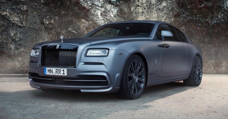 SPOFEC Rolls-Royce Wraith 26