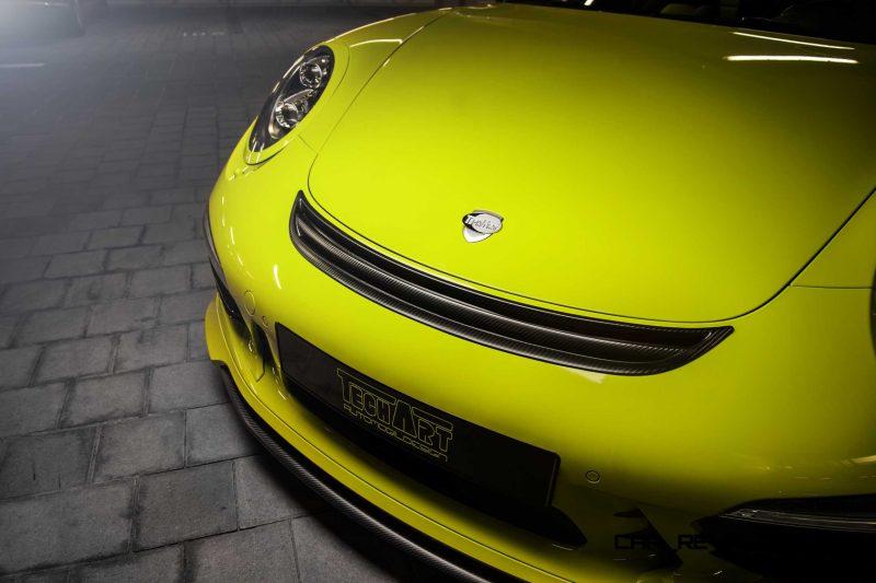 TechArt Porsche 911 Targa4 1