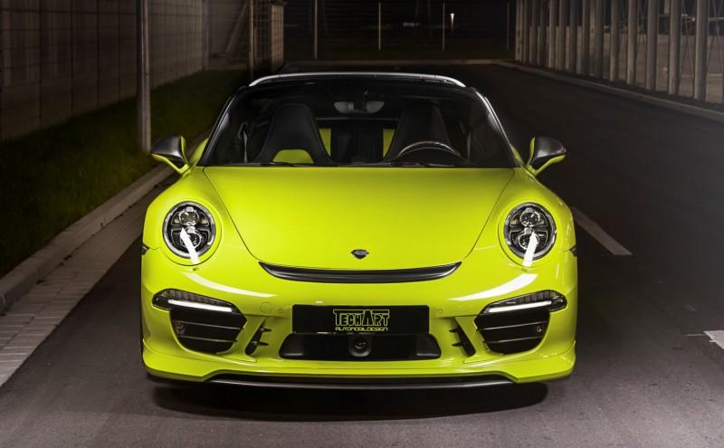 TechArt Porsche 911 Targa4 10