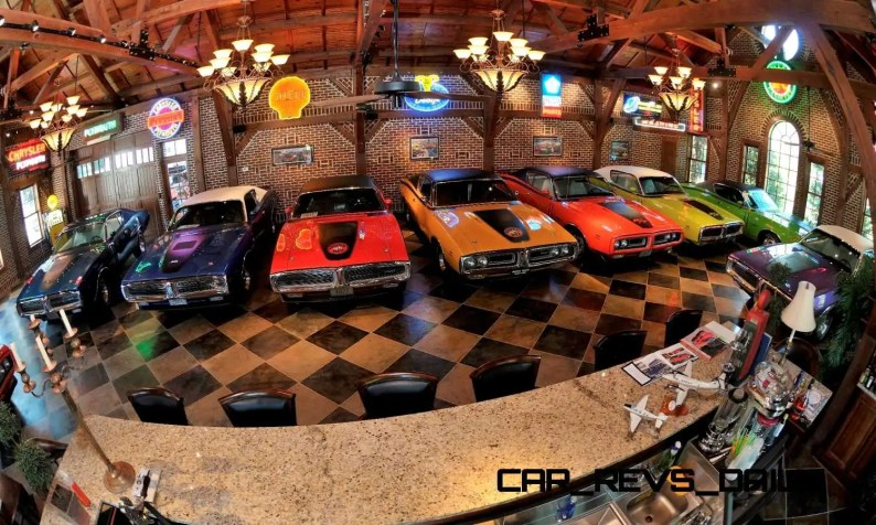 Wellborn Musclecar Museum Collection 2