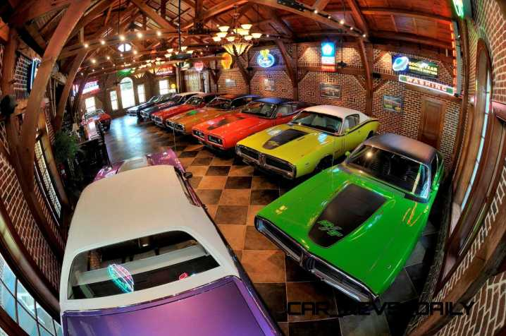 Wellborn Musclecar Museum Collection 3