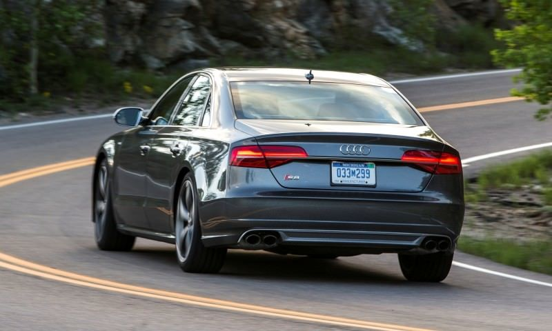 2015 Audi S8 with 520HP and 3.9s to 60MPH Is Quickest and Definitely The Coolest A8  14