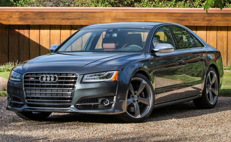 2015 Audi S8 with 520HP and 3.9s to 60MPH Is Quickest and Definitely The Coolest A8  29