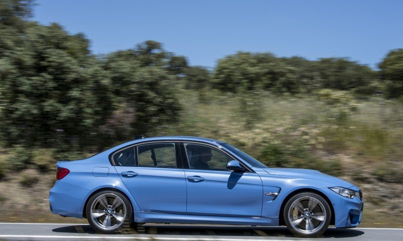 2015 BMW M3 and M4 Meet The Legacy in 52 New Photos With E30 Sport Evolution, E36 M3 Sedan, E46 and E90 31
