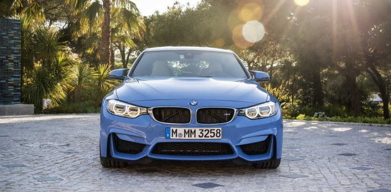 2015 BMW M3 and M4 Meet The Legacy in 52 New Photos With E30 Sport Evolution, E36 M3 Sedan, E46 and E90 34