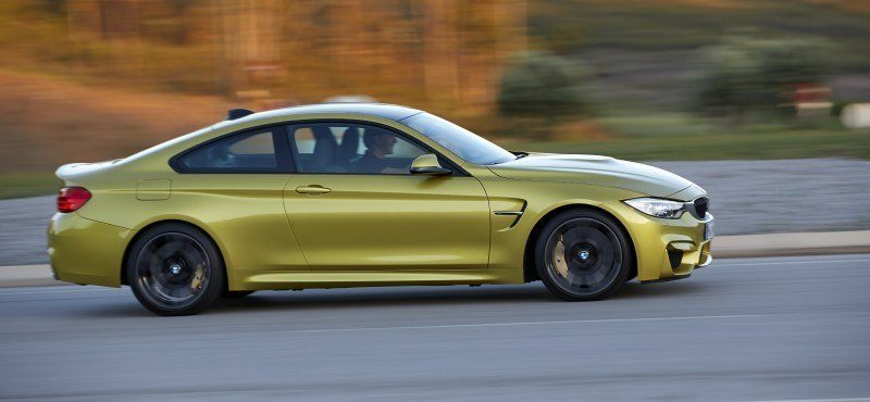 2015 BMW M3 and M4 Meet The Legacy in 52 New Photos With E30 Sport Evolution, E36 M3 Sedan, E46 and E90 49