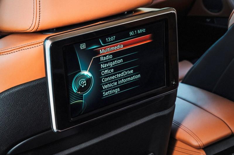 2015 BMW X6 xDrive50i INTERIOR 15