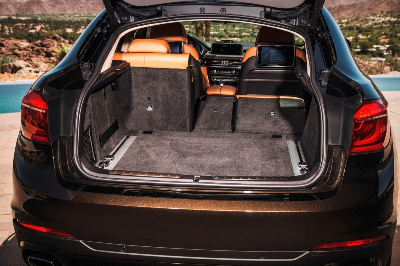2015 BMW X6 xDrive50i INTERIOR 16