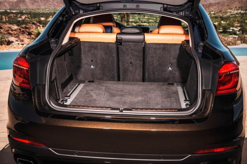 2015 BMW X6 xDrive50i INTERIOR 17