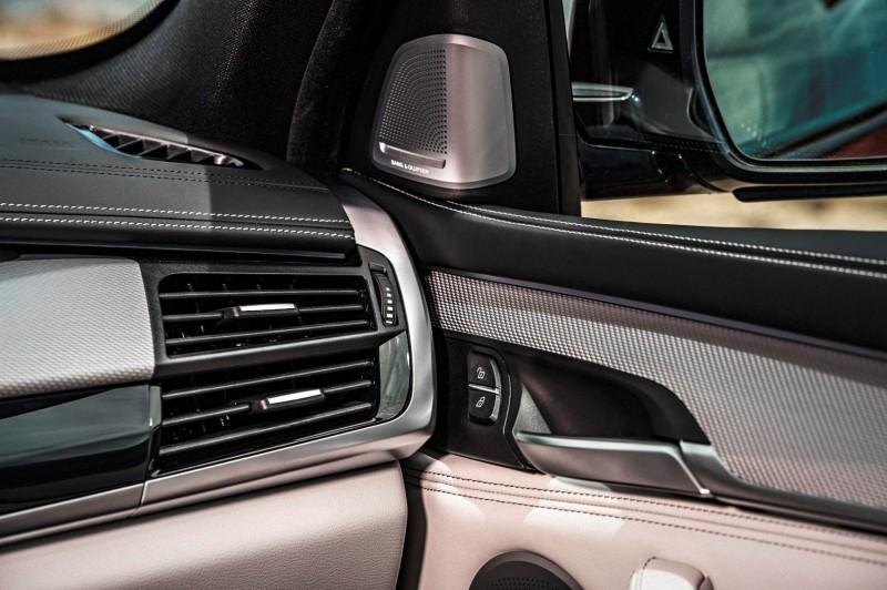 2015 BMW X6 xDrive50i INTERIOR 8