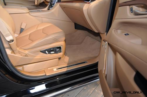 2015 Cadillac Escalade Platinum and Standard Model Unveiled for Pebble Beach 37