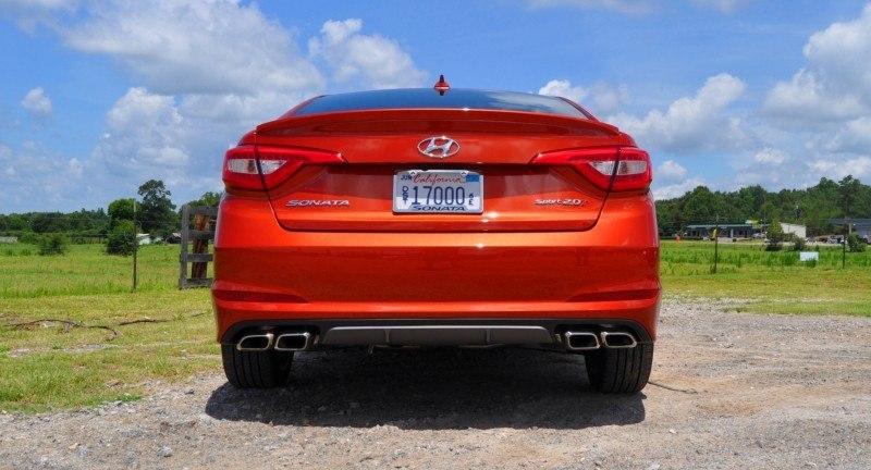 2015 Hyundai Sonata Sport 2.0T - 160 Photos From National Media Launch 108