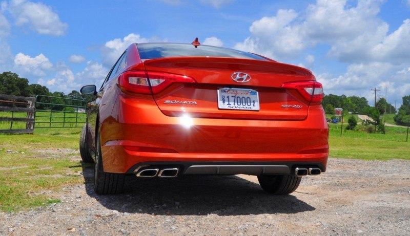 2015 Hyundai Sonata Sport 2.0T - 160 Photos From National Media Launch 111