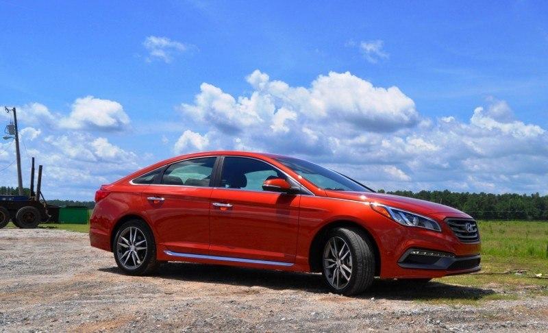 2015 Hyundai Sonata Sport 2.0T - 160 Photos From National Media Launch 129
