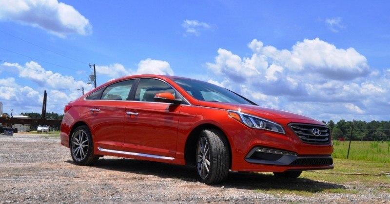 2015 Hyundai Sonata Sport 2.0T - 160 Photos From National Media Launch 132