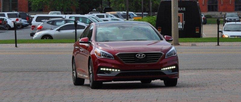 2015 Hyundai Sonata Sport 2.0T - 160 Photos From National Media Launch 40