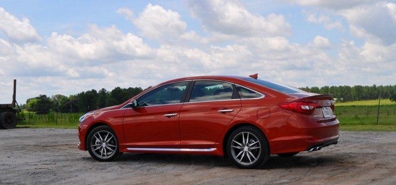 2015 Hyundai Sonata Sport 2.0T - 160 Photos From National Media Launch 54