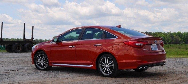 2015 Hyundai Sonata Sport 2.0T - 160 Photos From National Media Launch 55