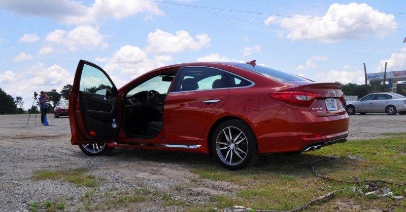2015 Hyundai Sonata Sport 2.0T - 160 Photos From National Media Launch 62