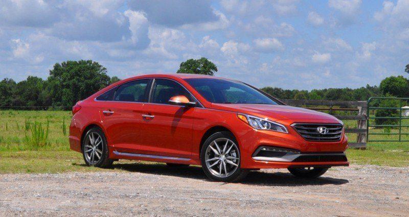 2015 Hyundai Sonata Sport 2.0T - 160 Photos From National Media Launch 72