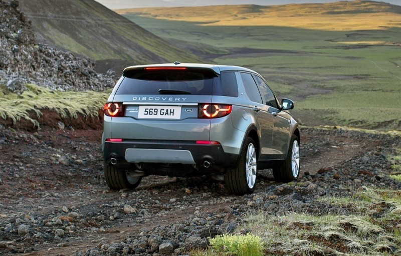 2015 Land Rover Discovery Sport 11