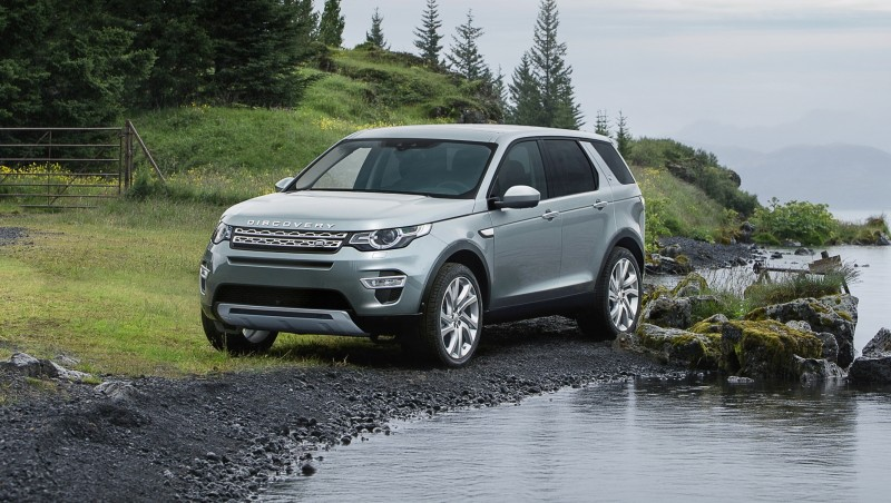 2015 Land Rover Discovery Sport 19