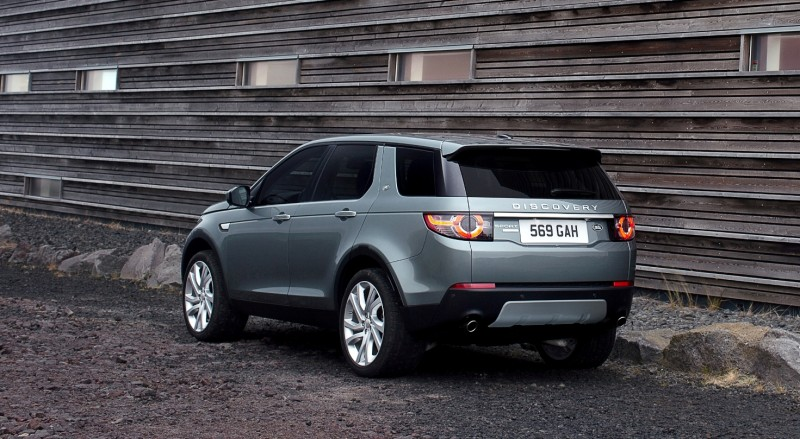 2015 Land Rover Discovery Sport 20