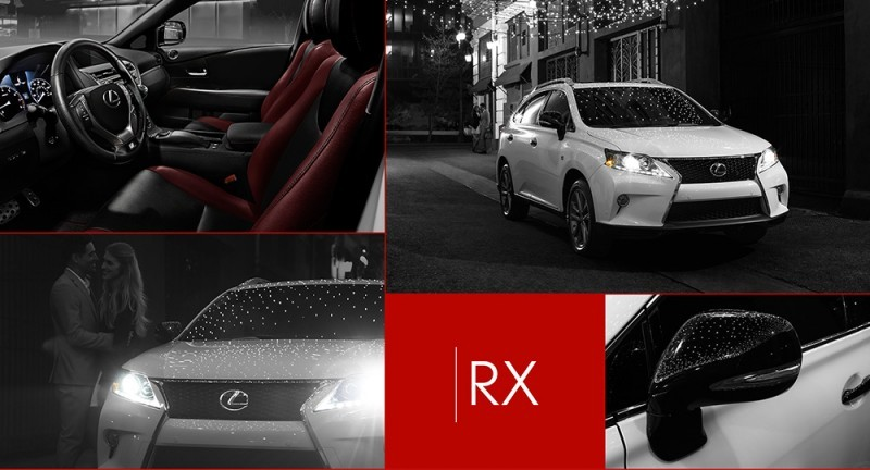 2015 Lexus Crafted Line Debuts at Pebble Beach with Five TUMI-Styled Production Models 30