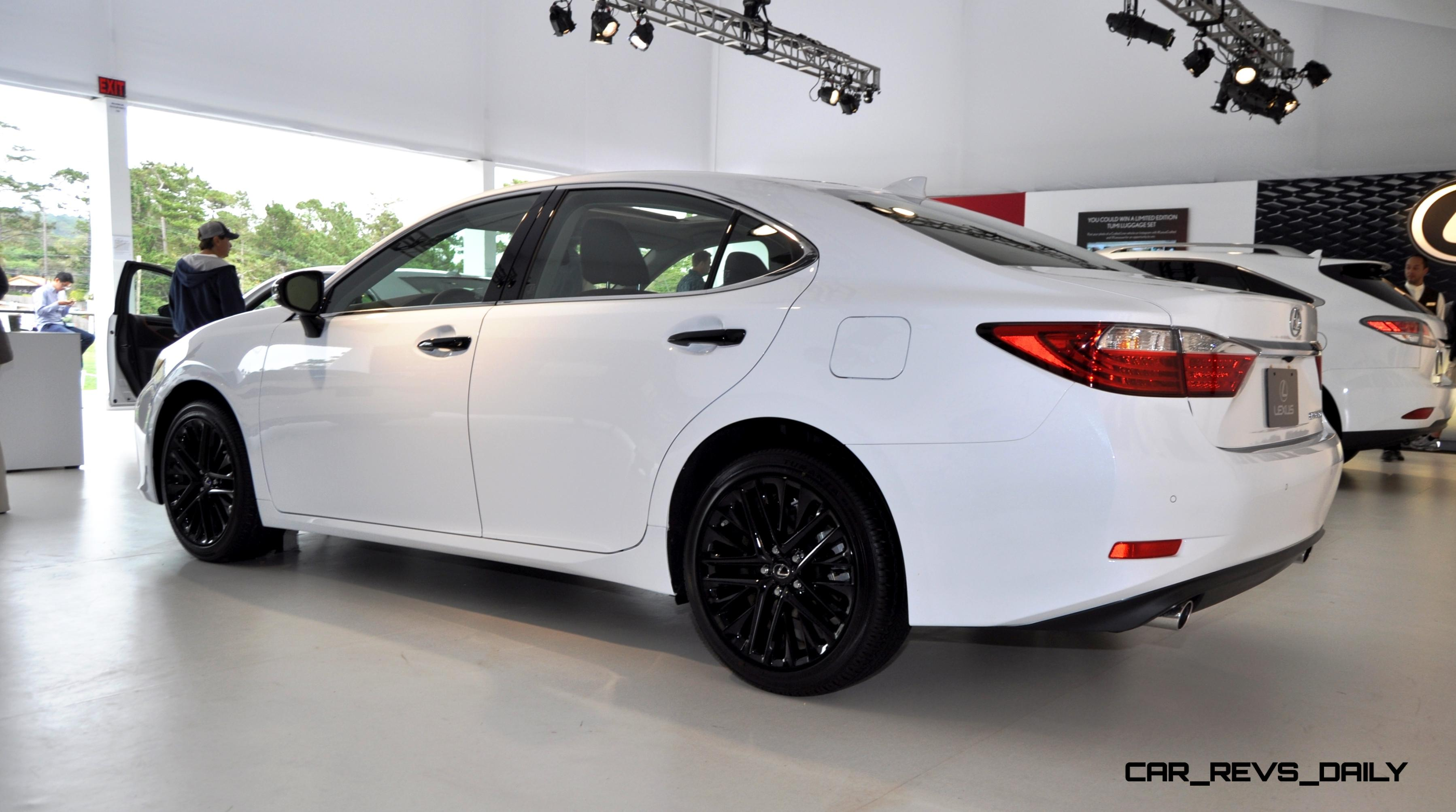 2015 Lexus ES350 CRAFTED LINE Arriving in November from $42 500