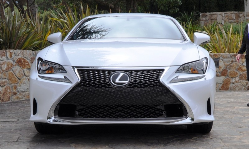 2015 Lexus RC350 F Sport EXCLUSIVE 8-Speed Auto, AWD, 4WS and Adaptive Suspension! 8