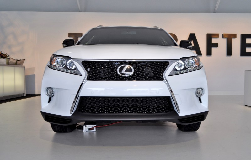 2015 Lexus RX350 CRAFTED LINE 9